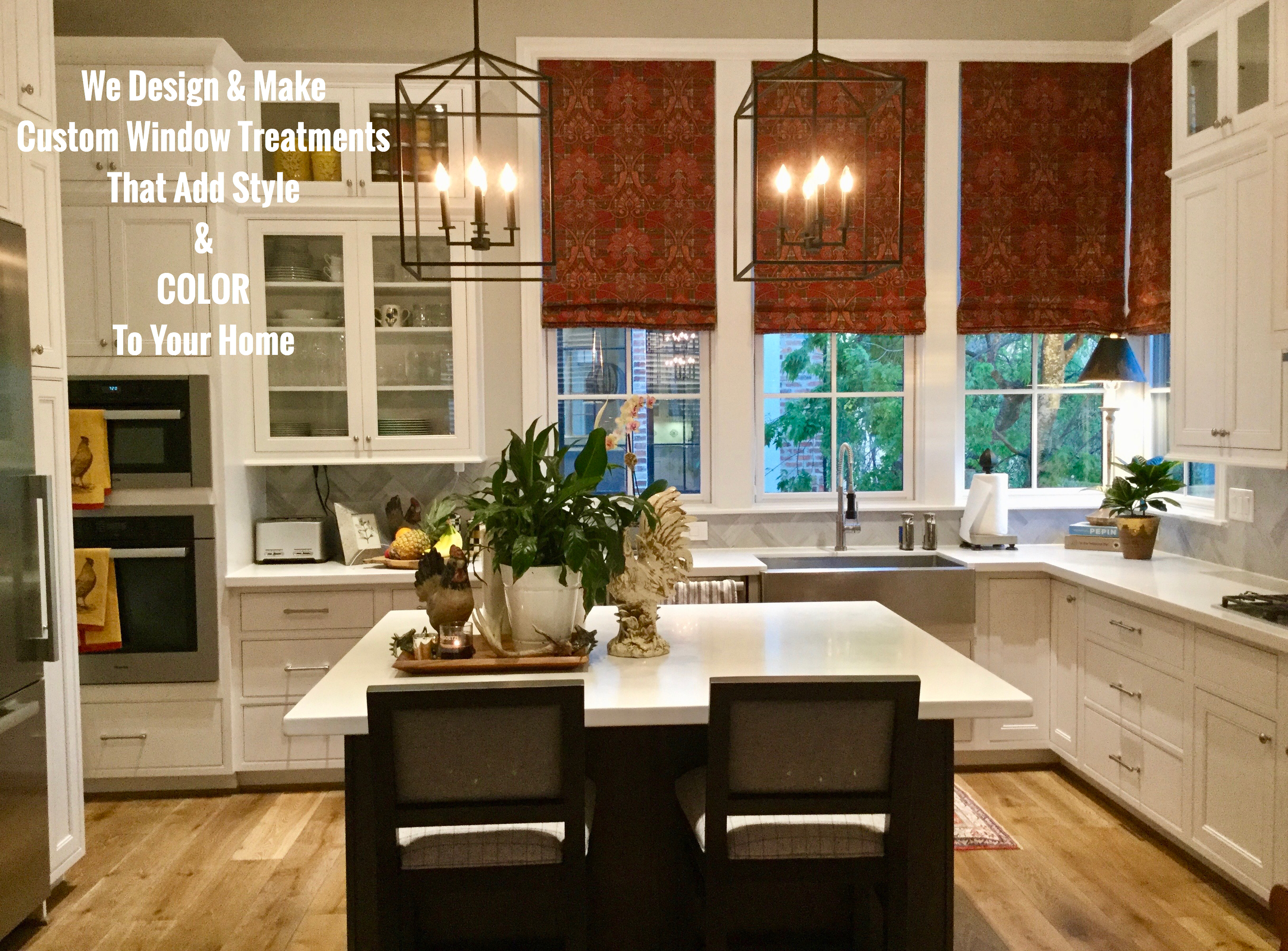 Edith Barrera Interiors White Kitchen Gets Beautiful Warm Color Pop Designed Made By Edith Barrera Interiors Llc